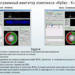 Программный имитатор комплекса «Ирбис - К»